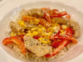 Flavorful Chicken Fajitas - Quick + Easy