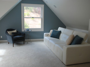 Convert an unused attic into valuable living space