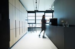 München, Büroküche