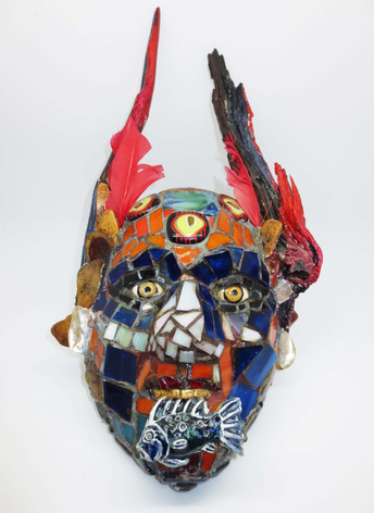 """""""Face Of Fire"""" MM 1997-008"""