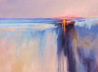 """""""Dawn's Light"""" Oil on Canvas 30"""" x 40"""""""