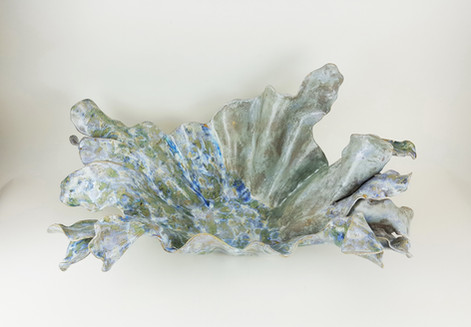 """Enchanted"" MA-1683 High Fire Stoneware Clay 11.5""H x 27""W"