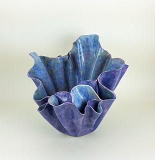 """Mauvéine"" #1595 High Fire Stoneware Clay 13.5"" x 15"""