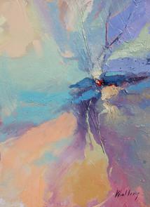 """Fresh Start"" Oil on Canvas 16"" x 12"""