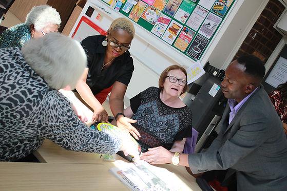 Adult social care Southwark