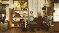 Brown Room 02