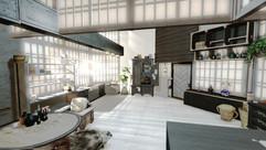 Grayish apartment 03