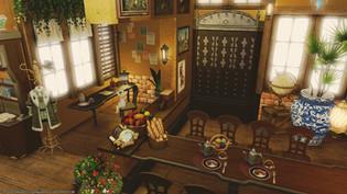 Brown Room 05
