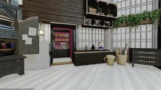 Grayish apartment 01