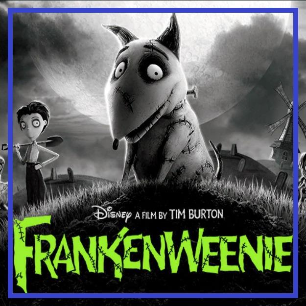 Frankenweenie - Outdoor Movie