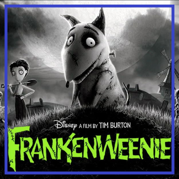Frankenweenie - Outdoor Movie