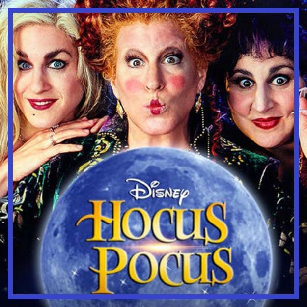 Hocus Pocus - Movie (PG)