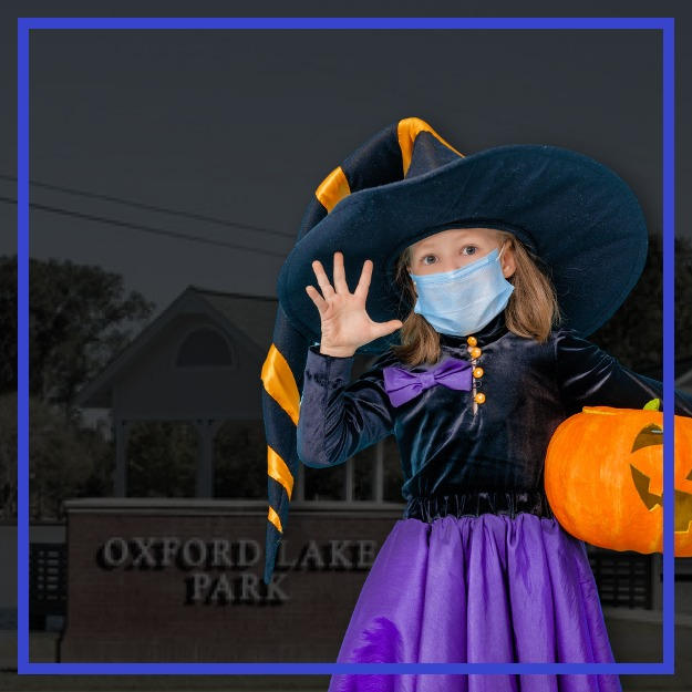 Halloween Carnival at Oxford Lake Park