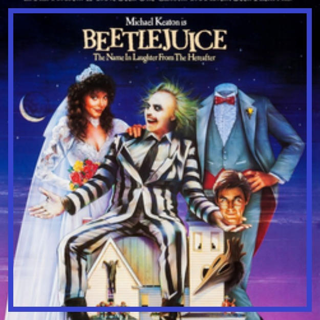Beetlejuice - Movie (PG)