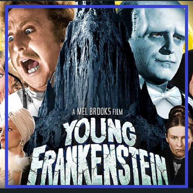 Young Frankenstein - Movie (PG)