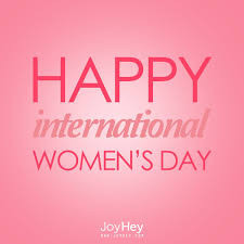 Happy International Womensday 2020