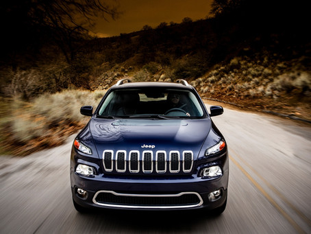 JEEP Cherokee 2016 2.0d stage 1 +70hp/+114NM