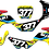 Thumbnail: Suzuki JR-50 Graphics Kit