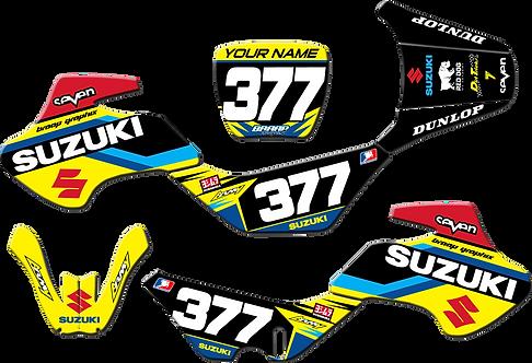 Suzuki JR-50 Graphics Kit