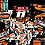 Thumbnail: KTM 50  Black/Orange Graphics kit (2009-2015)