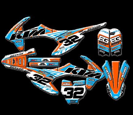 KTM 50  / Baby Blue (2016-2020)