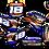 Thumbnail: KTM 50  Black/Orange/Blue Graphics kit (2009-2015)