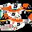 Thumbnail: KTM 50  / Dungy/Black Graphics kit (2016-2020)