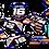 Thumbnail: KTM 50 BlueRB Graphics kit (2009-2015)