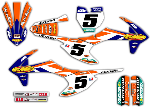 KTM 50  / Dungy (2016-2020)