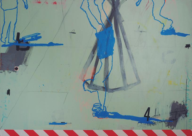 Skater, 140 x 100 cm