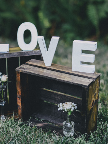 Wild and Lovely love letters