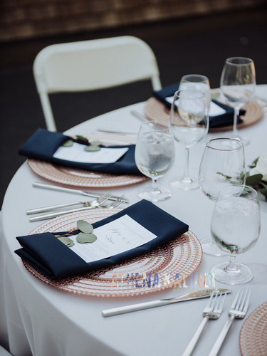 Detailed place settings