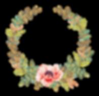 Gorgeous Poppy Wreath 2 - by AurAandTheC