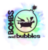 Bombs and Bubbles Logo