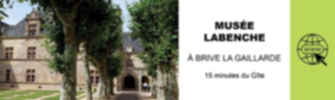 MUSEE LABENCHE A BRIVE LA GAILLARDE TOUR