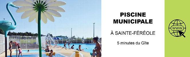 PISCINE MUNICIPALE DE SAINTE FEREOLE BAI