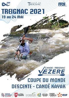 COUPE DU MONDE CANOE YAYAK TREIGNAC 19 2