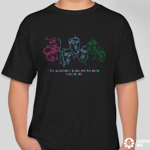 Class of 2021 Senior T-shirts