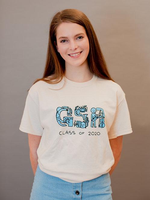 Class of 2020 Senior T-shirt