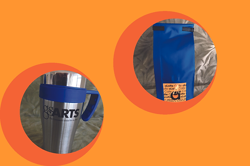 Coffee and Travel Mug