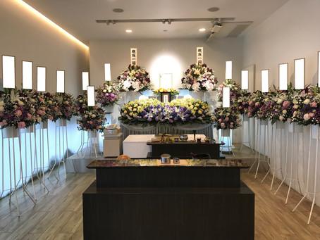 尼崎市での一日葬