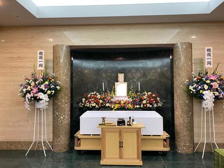 箕面市での家族葬