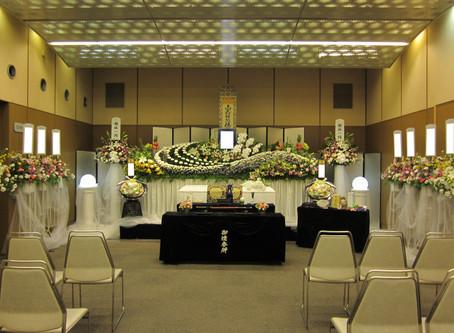 大阪市での一般葬