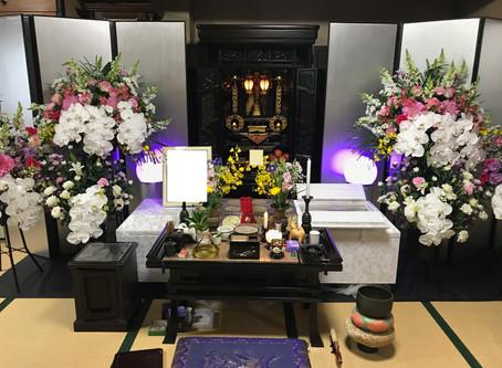 大阪市での家族葬
