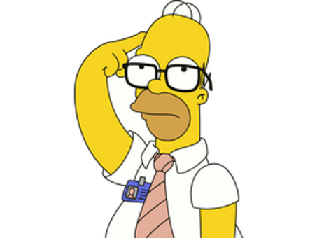 How Does Your Resume Compare To Homer Simpson's?