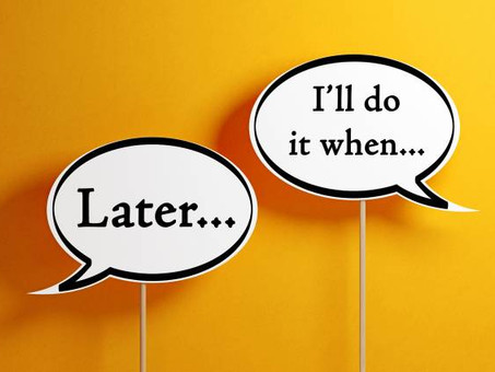 How to Push Through and Get Things Done, Even If You Don't Feel Like It
