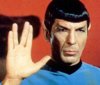 Farewell, Mr. Nimoy. You Will Be Missed