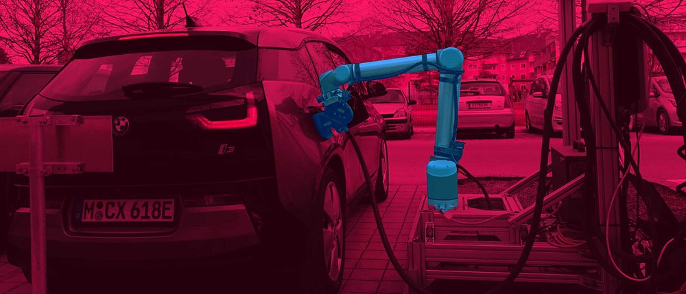 EV-charging-robot