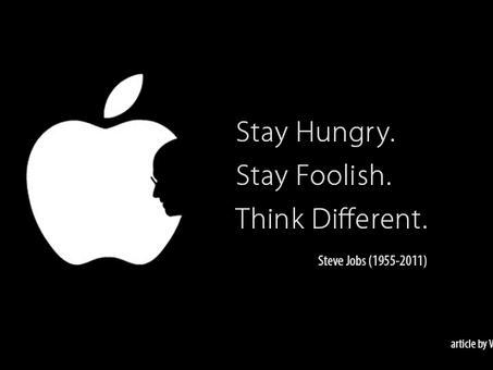 What Steve Jobs Can Teach You About Overcoming Challenges