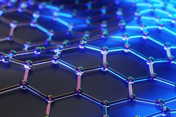 Graphene-wave-atom